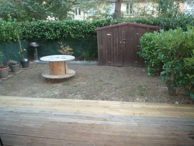 Appartement de 40 m avec terrasse et jardin toulouse 40 for Agence terrasse et jardin lyon